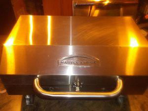 Master force propain grill stanless for Sale in Jonesborough, TN