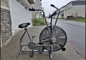 Schwinn airdyne dual action exercise fan bike AD4 CrossFit Rogue echo assault Xebex for Sale in Federal Way, WA