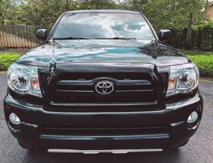 Pure Black. 2008 Toyota Tacoma RWDWheels. Extra Clean! for Sale in Cape Coral, FL