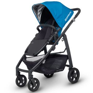 Uppababy Cruz stroller in marine blue for Sale in Princeton, NJ