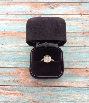 tiffany & co. platinum diamond ring 5.8 grams cash america #2268 for Sale in Houston, TX
