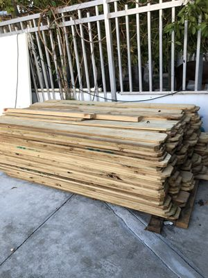Fence wood for Sale in Hialeah, FL