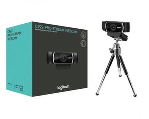 Logitech c922 Pro Streaming Webcam for Sale in Southgate, MI