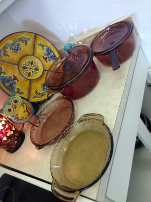 Pyrex dishes for Sale in Spring Hill, FL