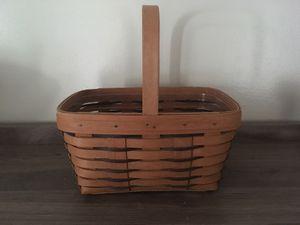 Longaberger Spring Basket for Sale in Huber Heights, OH