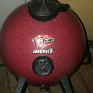 Chargrill Akorn Smoker for Sale in Atlanta, GA