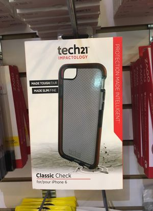 Original tech 21 case for IPhone 6 and IPhone 6 Plus for Sale in Miami, FL