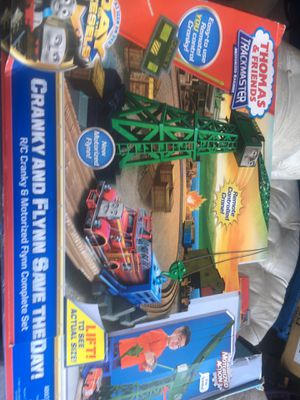 Thomas and friends track master for Sale in Saint Clair Shores, MI