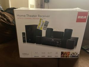 Home theater sound system for Sale in Washington, DC
