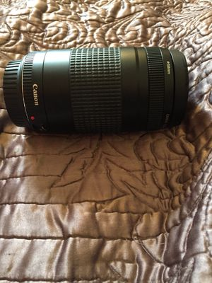 Canon lens for Sale in Denver, CO