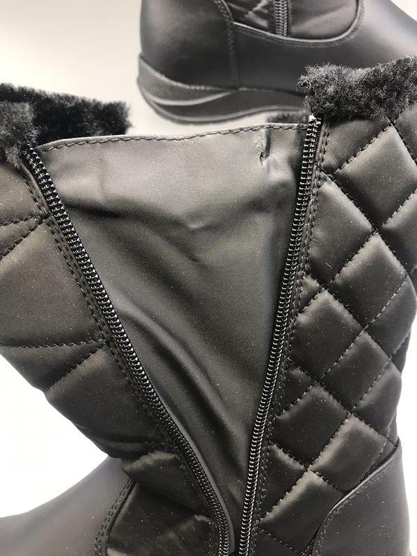 Totes Women's Waterproof Snow/rain Mid calf Boots