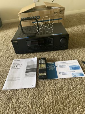 Onkyo TX-8522/TX-8222 for trade or sale for Sale in Columbus, OH