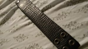 Leather wristband for Sale in Lakewood Township, NJ