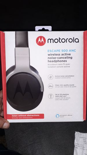 Brand new Motorola Bluetooth headphones for Sale in Fresno, CA