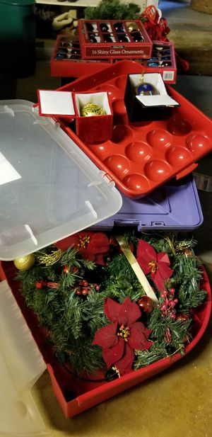 All kinds of Christmas stuff for Sale in North Potomac, MD