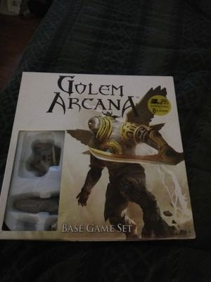 Golem arcana base game set for Sale in Stone Mountain, GA