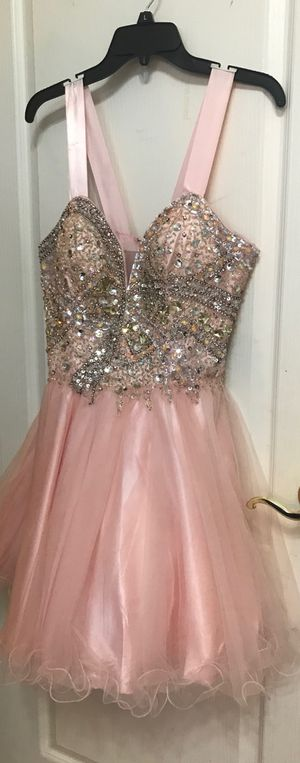 Pink Prom/ Homecoming dress for Sale in Haines City, FL