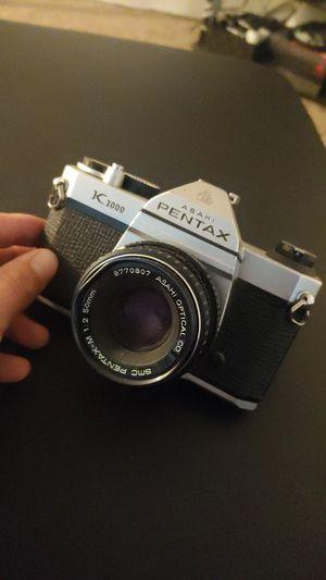 Camera -Asahi pentax k1000 for Sale in Chula Vista, CA