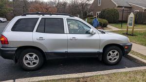 2004 Hyundai Santa Fe for Sale in Philadelphia, PA