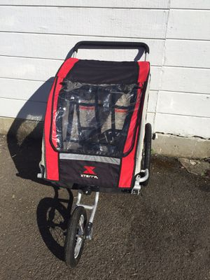 Xterra Bike Trailer and Jogging Stroller in ONE! for Sale in Boring, OR