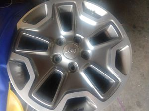 17inch jeep wheels for Sale in Port Richey, FL