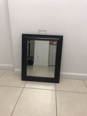 Wall Mirror (dark brown) for Sale in Doral, FL