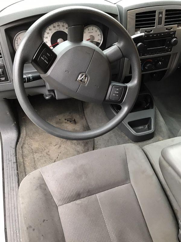 2006 Dodge Dakota Extend Cab SLT 4WD