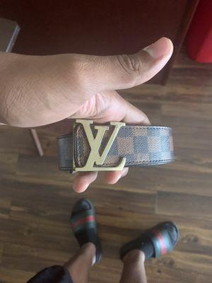 Louis Vuitton belt for Sale in Pembroke Pines, FL