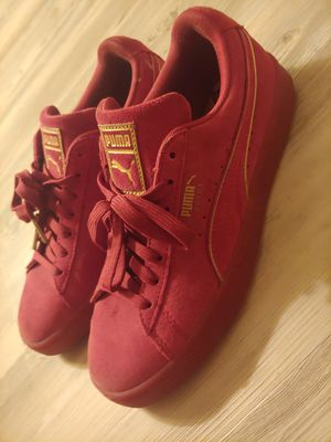 Suade Puma Size 6 for Sale in Altamonte Springs, FL