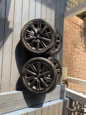 17 inch oem Subaru rims 2015+ for Sale in Manassas, VA