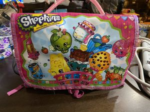 Case full of shopkins 166pcs for Sale in Antioch, CA