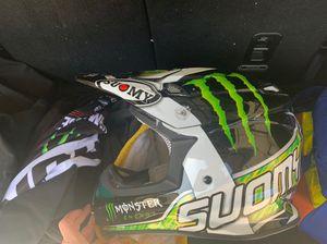 Suomy Dirt Bike Helmet for Sale in DEVORE HGHTS, CA