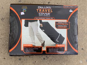 Travel Cover/luggage/ golfing for Sale in Bristow, VA