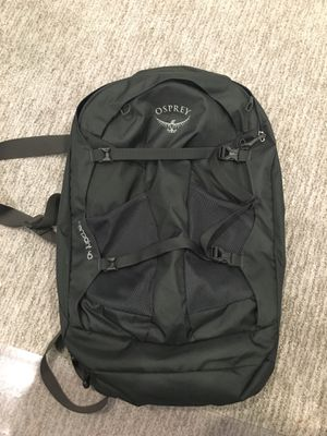 Osprey Farpoint 40 mens travel backpack NEW for Sale in Anaheim, CA