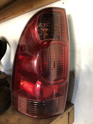 2009 Toyota Tacoma tail light for Sale in San Diego, CA