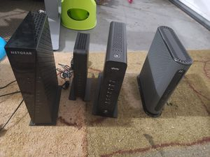 Xfinity Comcast cable modem routers for Sale in Hillsboro, OR
