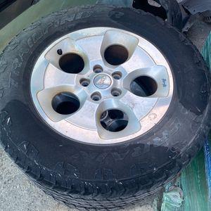 Jeep Wrangler Wheels for Sale in Sunnyvale, CA