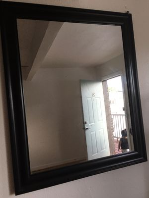 Large wall mirror for Sale in Houston, TX
