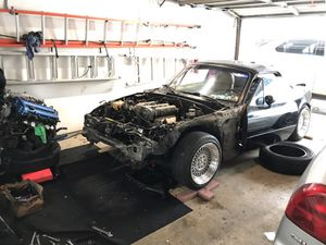 1992 Mazda Miata part out!!!! Not for sale only parts for Sale in Cicero, IL