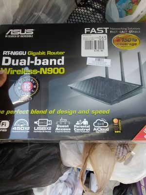 Asus Router for Sale in Duluth, GA