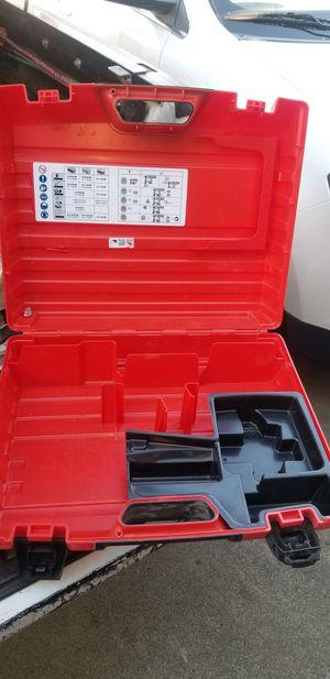Hilti Nail Gun empty box for Sale in Modesto, CA
