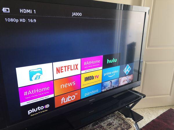 60 inch Sony TV