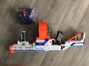 Nerf gun with darts for Sale in Fort Lauderdale, FL