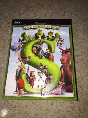 Shrek: The 4-Movie Collection [Blu-ray] for Sale in Claremont, CA