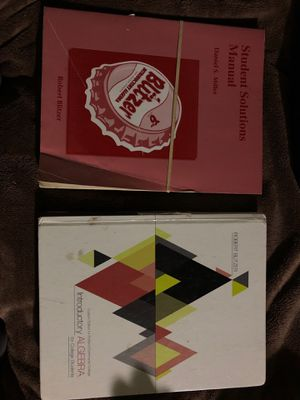 Introductory Algebra for Sale in Beaverton, OR