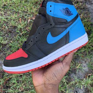 Jordan 1 UNC To Chicago for Sale in Fort Lauderdale, FL