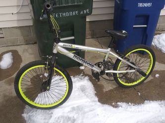 20 Inch Mongoose for Sale in Columbus,  OH