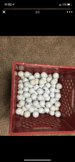 I'm buying any golf balls!! Message me if you have any!! for Sale in Blythewood, SC