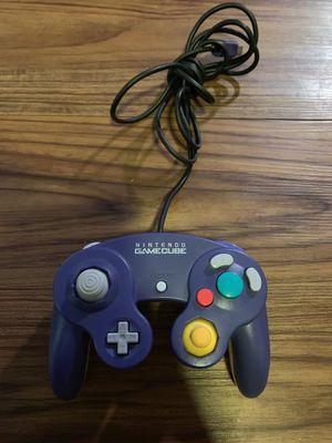 Indigo clear Nintendo GameCube controller for Sale in Tampa, FL