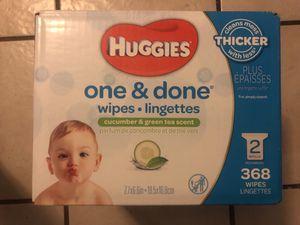 Huggies wipes for Sale in Phoenix, AZ